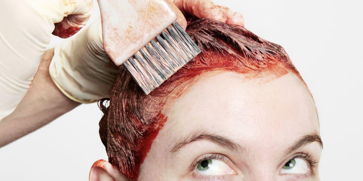 Как красить волосы хной в домашних условиях - Уход за волосами 56