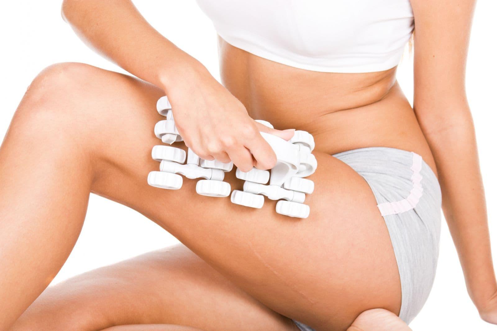 Антицеллюлитный массаж для оздоровления и похудения: когда лучше делать