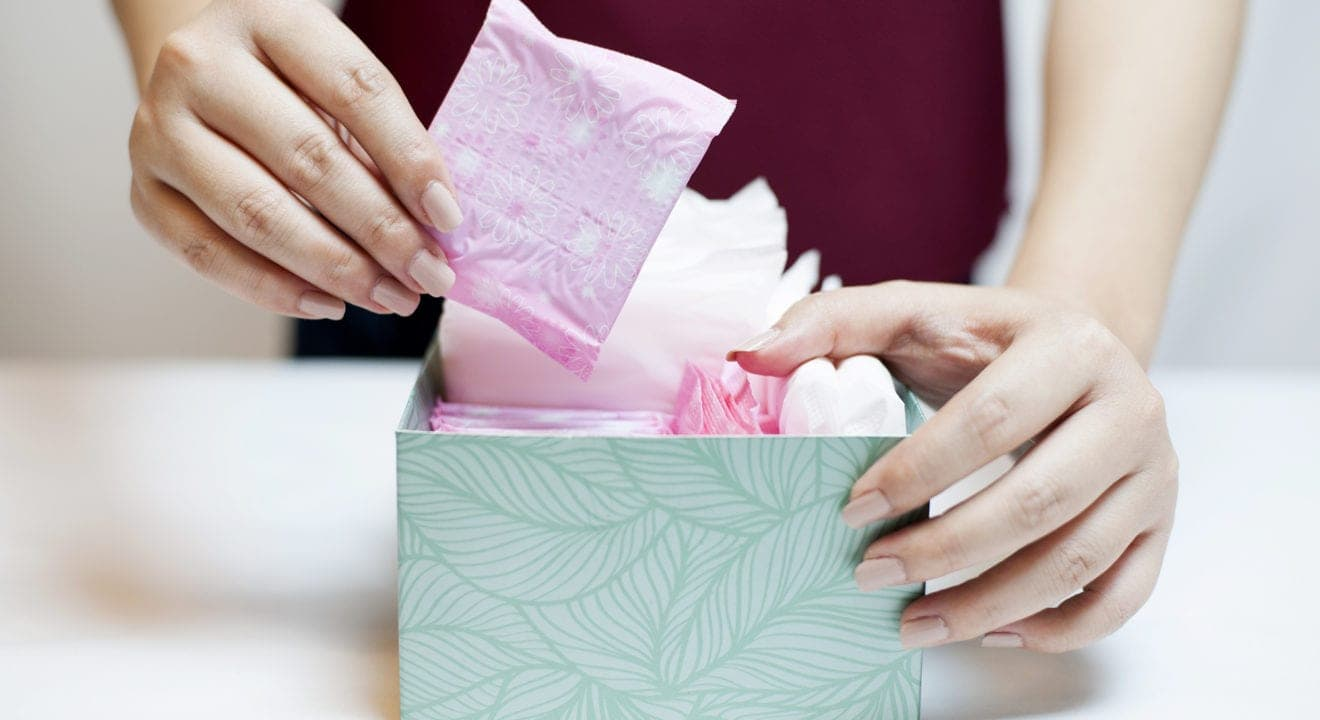 молочница перед менструацией