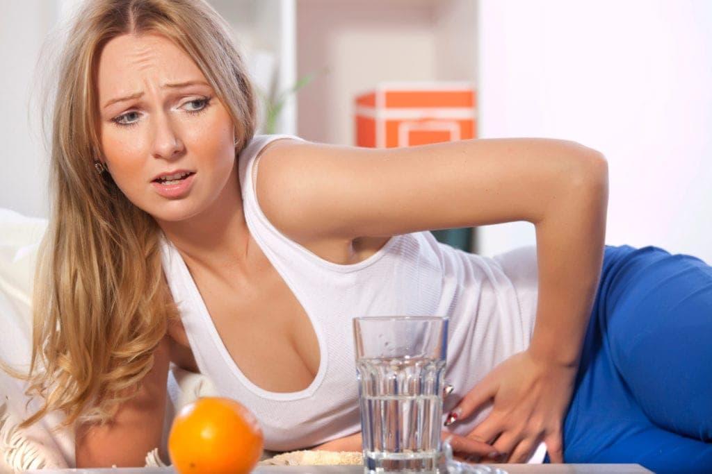 Задержка месячных при простуде – сигнал неполадок в организме