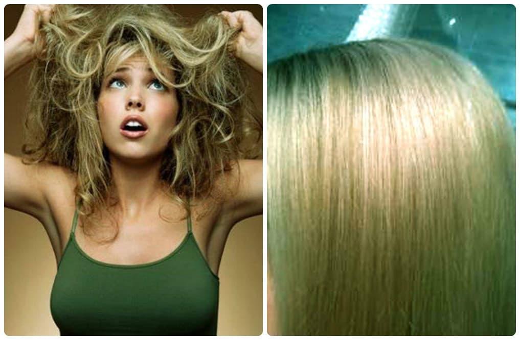 Неудачное окрашивание волос – следствие нарушения технологии покраски