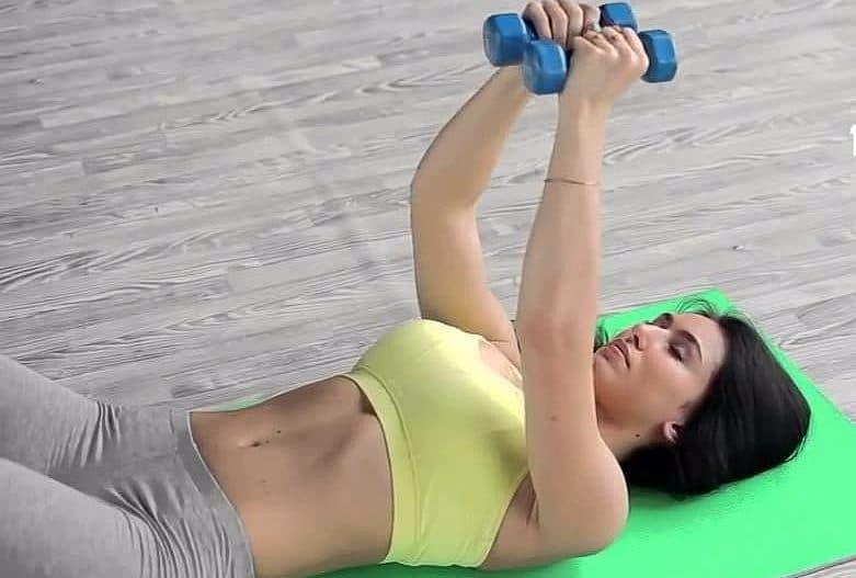 Физические нагрузки стимулируют рост железистой ткани