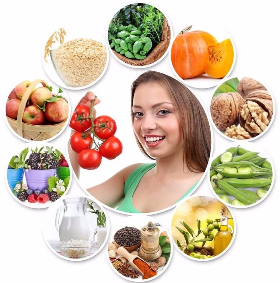 Избыток полезных продуктов может привести к болезни