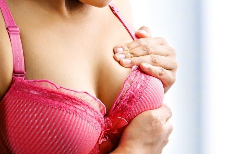 Бюстгальтер при болях в груди
