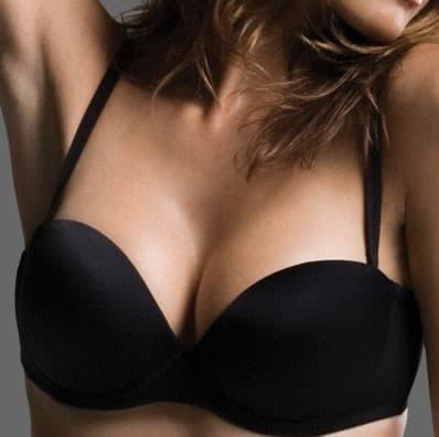Красивая грудь – основа женской сексуальности
