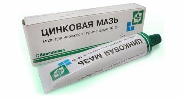 Цинковая мазь – хорошее противовоспалительное средство
