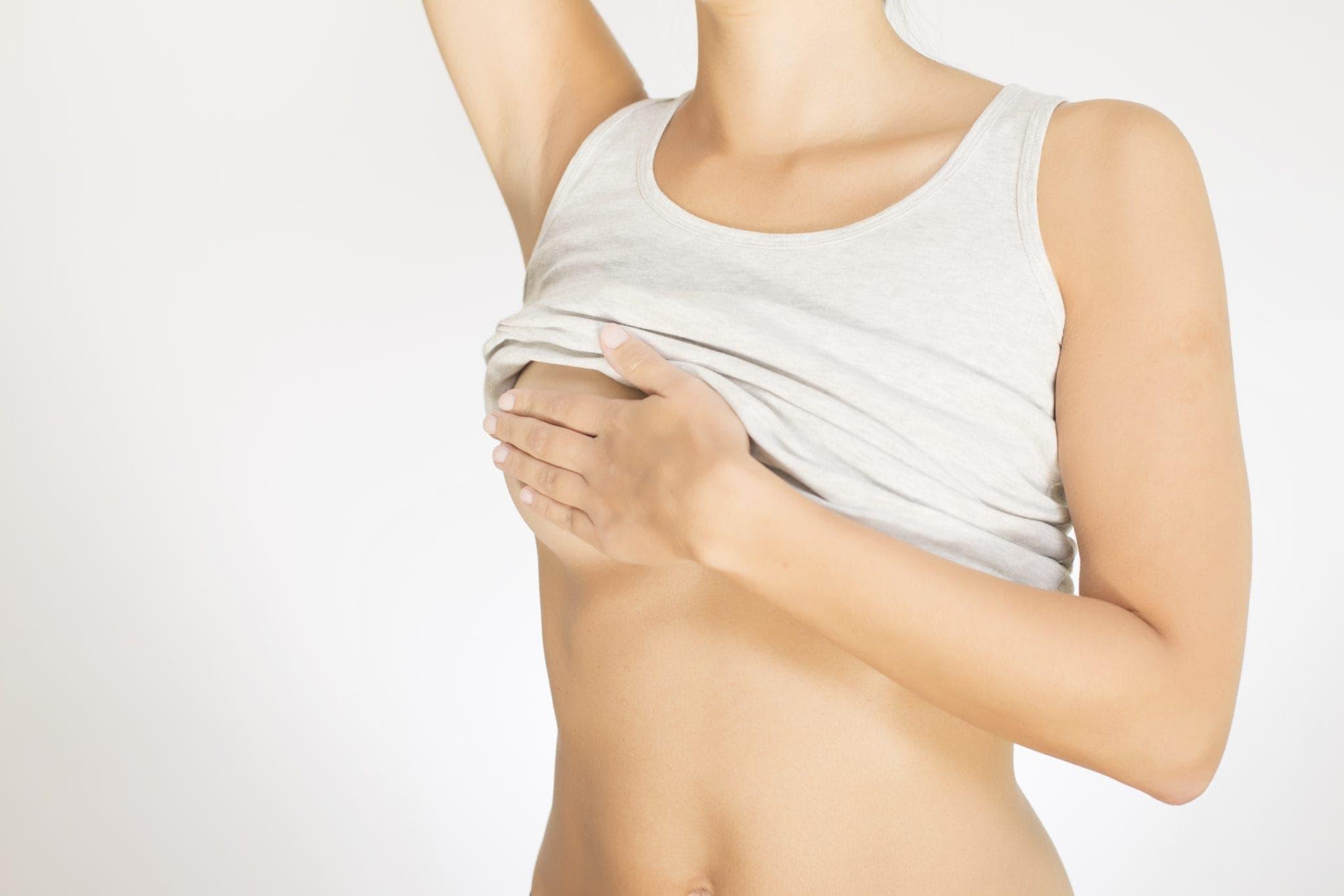 обнаружение дисплазии в груди