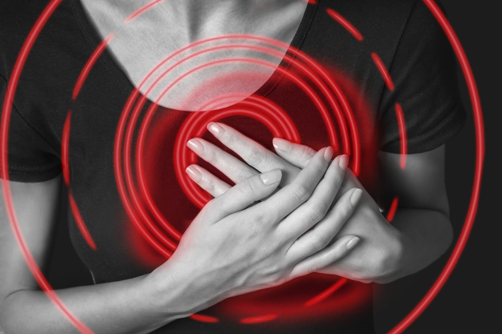 симптом патологии груди