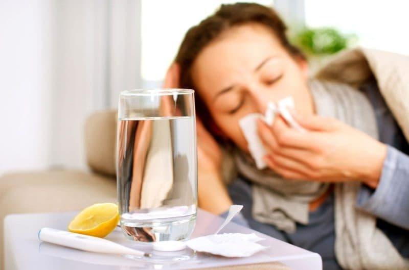 Как простуда влияет на месячные — Грипп