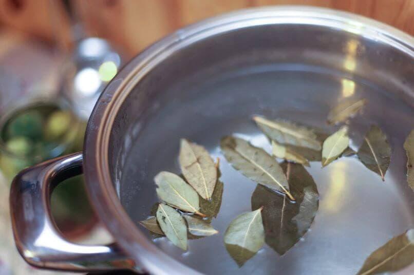 Приготовить отвар из лаврового листа довольно просто в домашних условиях