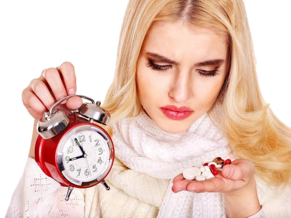 Препараты, способные наладить цикл и вызвать месячные, способны при неправильном приёме вызвать маточное кровотечение