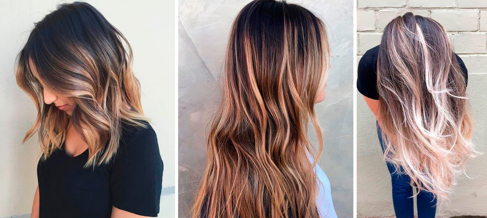 Мелирование, стрижка, покраска – все можно делать с волосами независимо от месячных