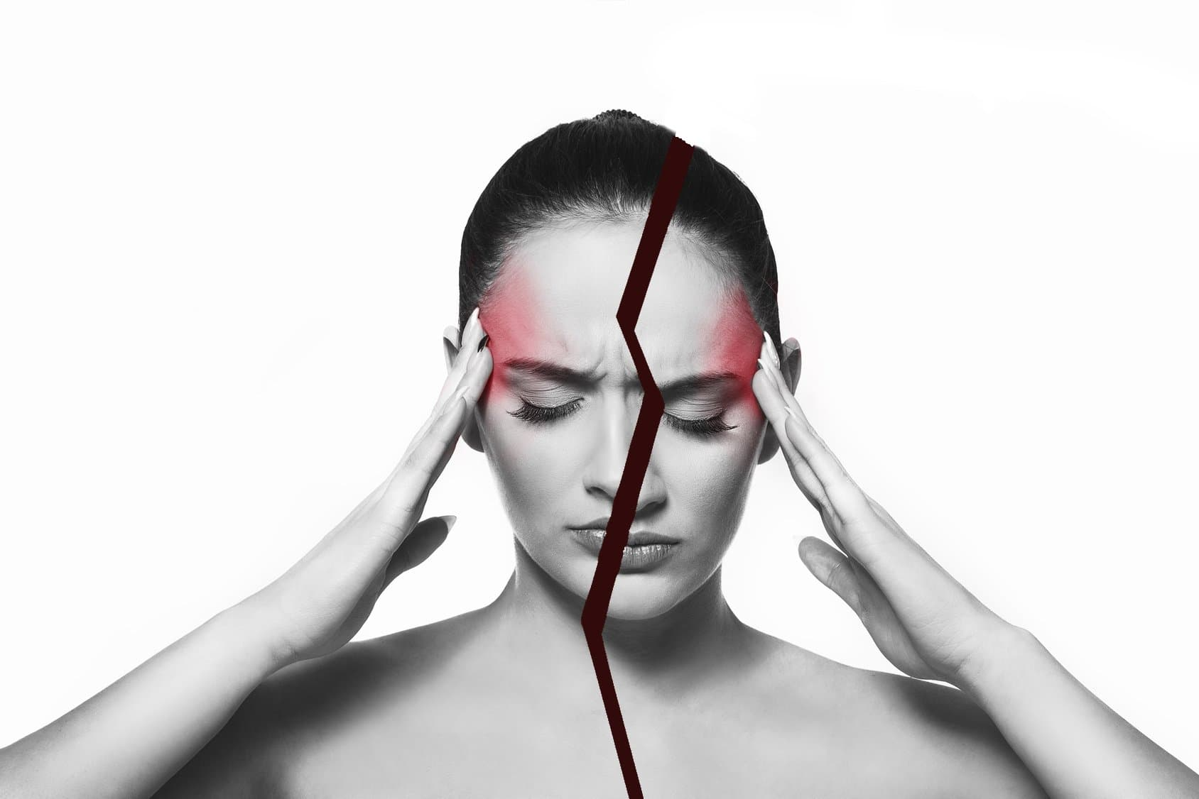 Мигрень, связанная с менструальным циклом, узнайте причины