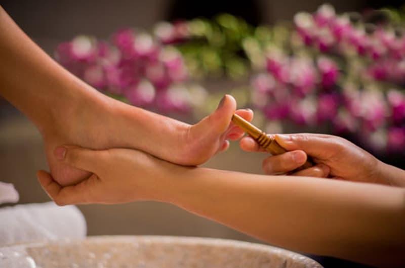 Тайский массаж разрешено проводить во время месячных