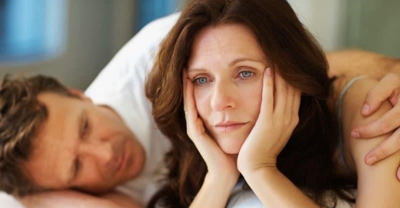 В 40 лет менструальные функции начинают потихоньку угасать